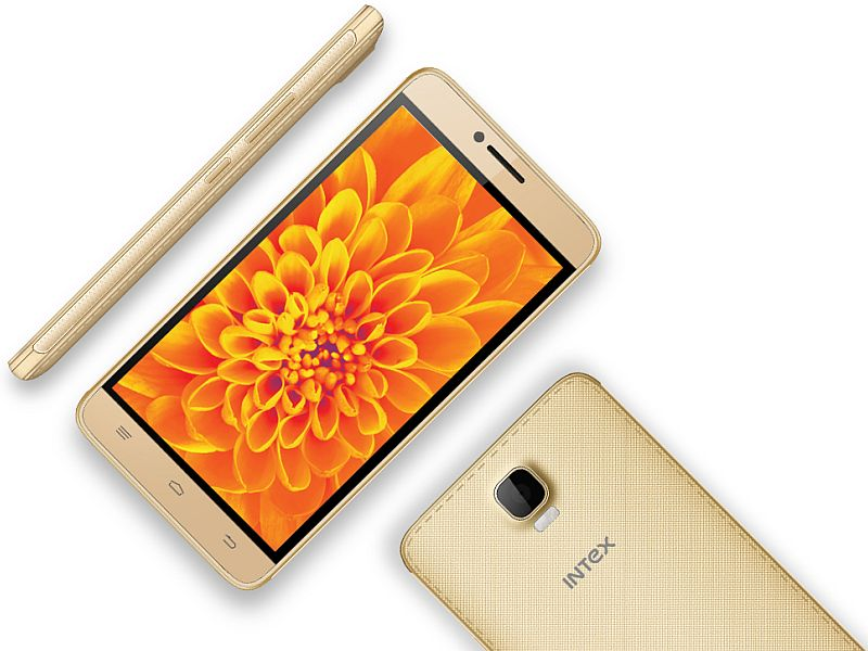 Intex Aqua Sense 5.1 With 5-Inch Display Launched at Rs. 3,999