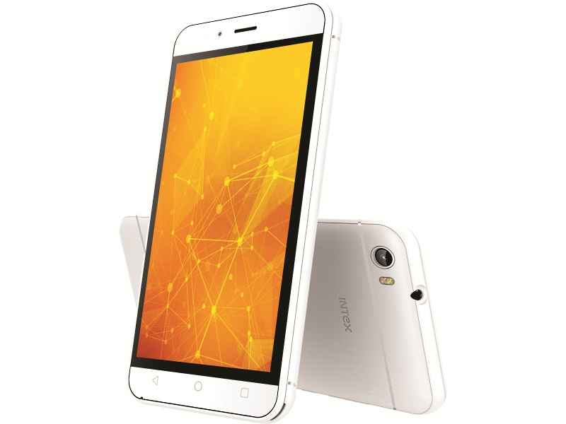 Intex Aqua Turbo 4G With Android 5.1, 3000mAh Battery Launched at Rs. 7,444