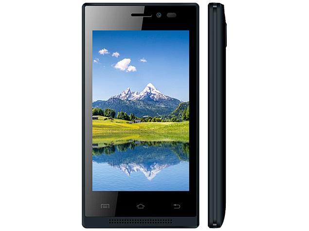 Intex Aqua Y2+ With 4-Inch Display, Android 4.4 KitKat Launched at Rs. 5,190