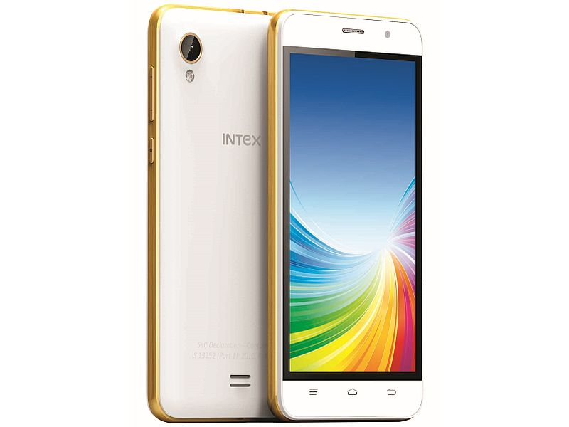 Intex Cloud 4G Smart With 5-Inch Display Launched at Rs. 4,999