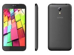 Intex Cloud 4G Star With Android 5.0 Lollipop Launched at Rs. 7,299