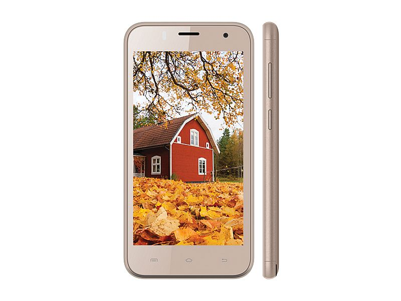 Intex Cloud Champ With 3G Support Launched at Rs. 3,999