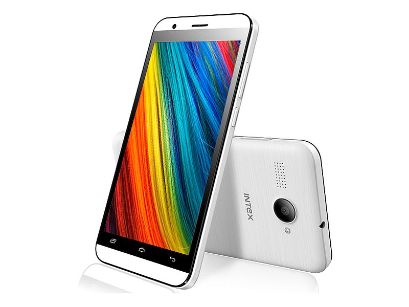 Intex Cloud Force With 5-Inch Display Launched at Rs. 4,999