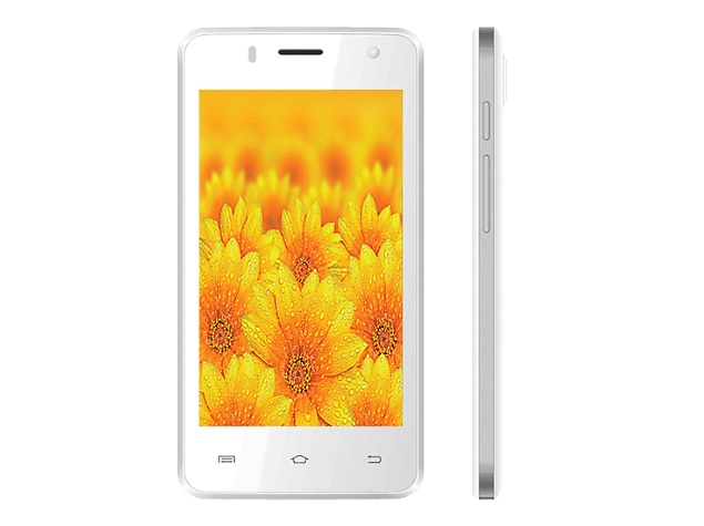 Intex Cloud N With 3G Support, 4-Inch Display Launched at Rs. 4,199