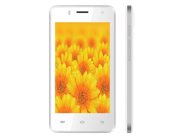 Intex Cloud N IPS With 8-Megapixel Rear Camera Launched at Rs. 4,350