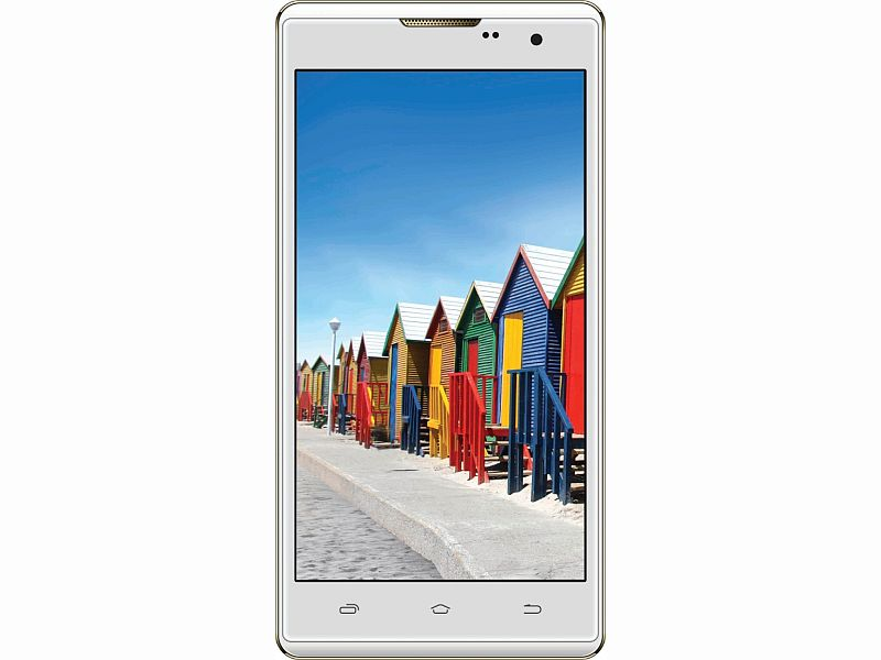 Intex Cloud String HD With VoLTE Support Launched at Rs. 5,599