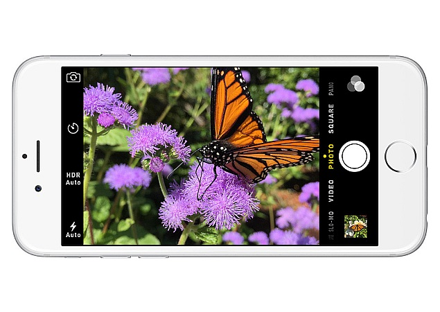 Next iPhone Tipped to Feature Flash, 240fps Support for Front Camera
