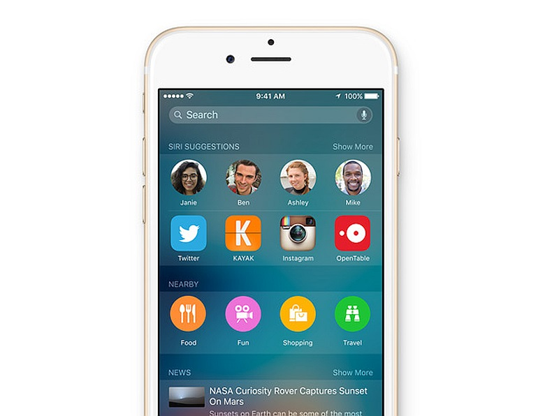 iOS 9 for iPhone, iPad, and iPod touch to Release on September 16