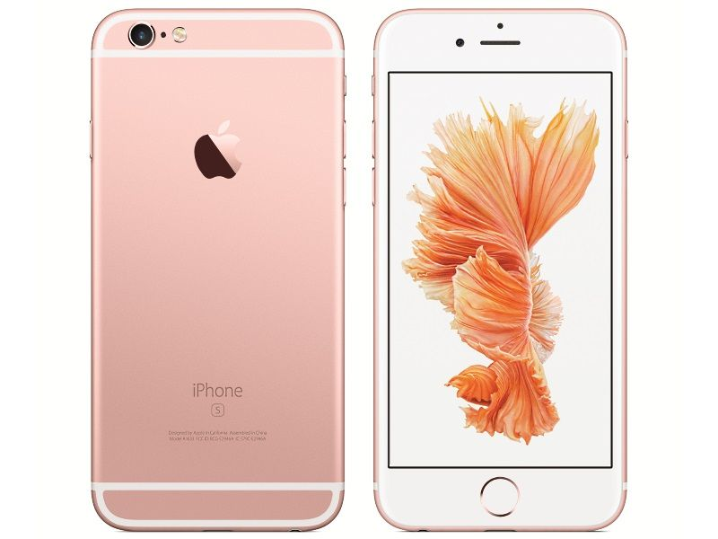 Iphone S Rose Promo