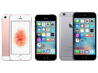 Apple iPhone SE vs iPhone 5s vs iPhone 6s