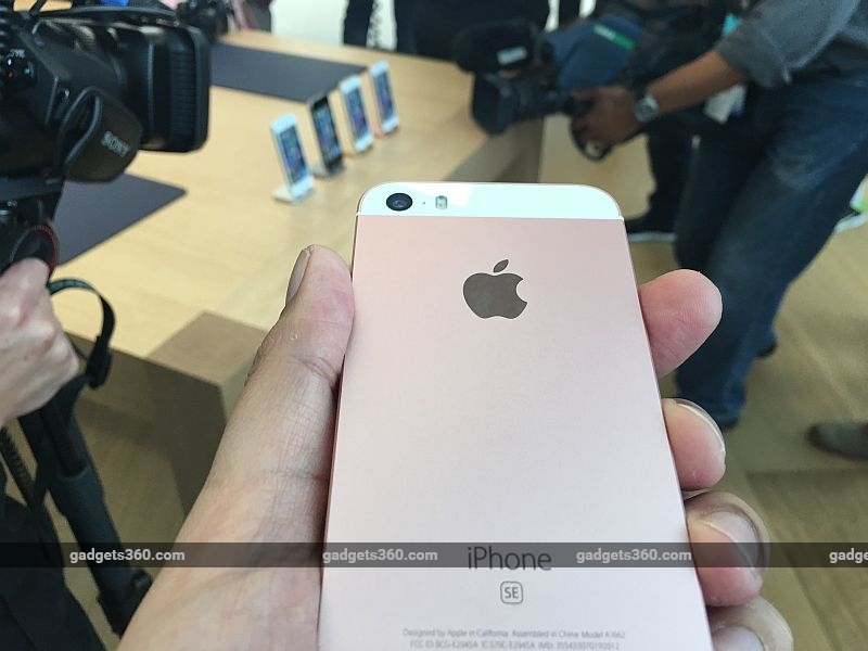 Surprise! Apple iPhone SE Actually Rated to Give Better Battery Backup Than the iPhone 6s