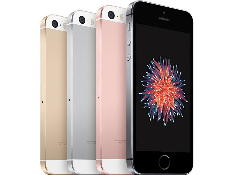 iPhone SE to Be Available in India Starting April 8: Redington