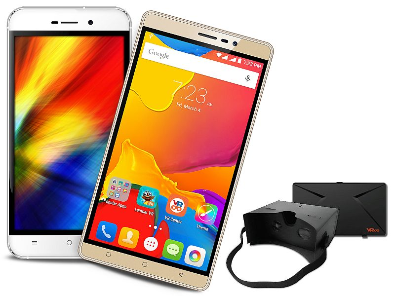 Karbonn Quattro L52, Titanium Mach Six Launched With VR Headsets in India