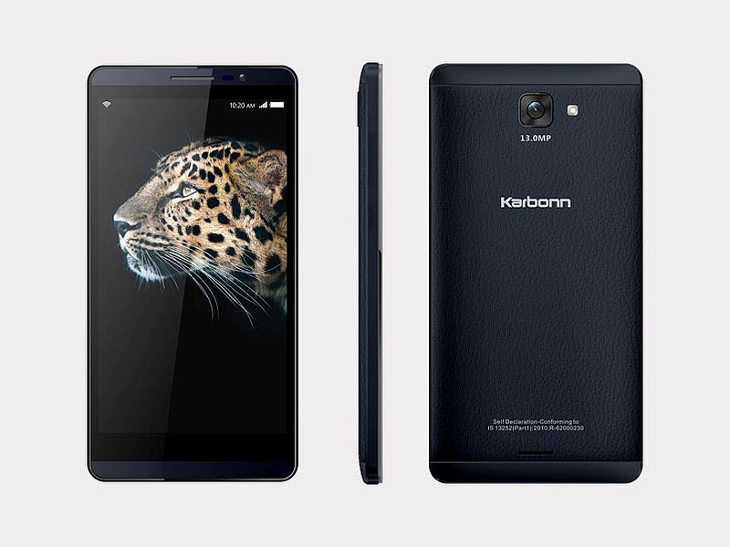 Karbonn Quattro L55 HD With VoLTE Support Goes Official