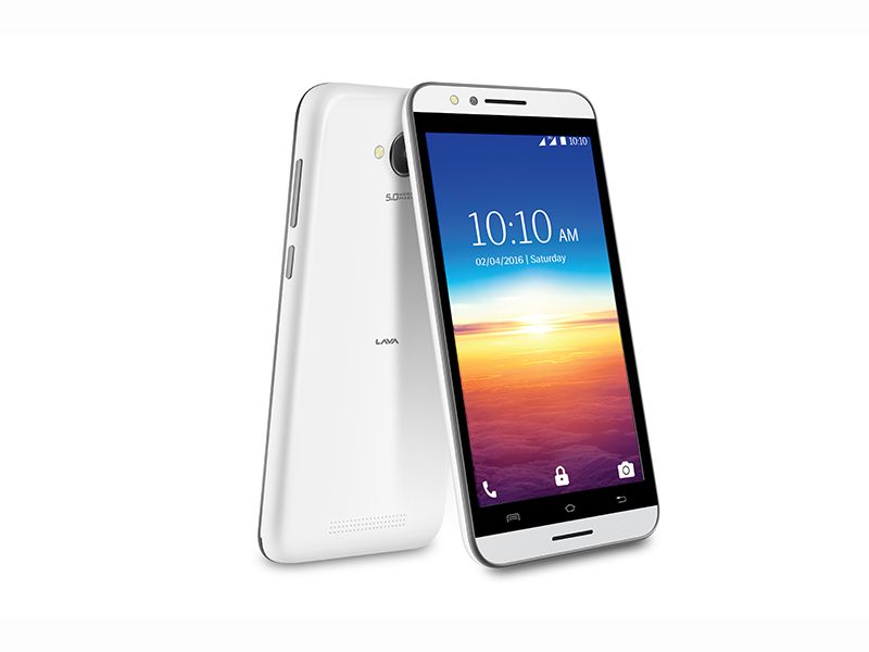 Lava A67 With 5-Inch Display Launched at Rs. 4,549
