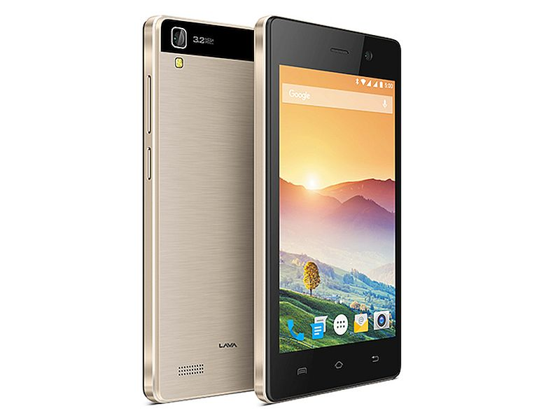 Lava Flair S1 With Android 5.1 Available Online at Rs. 3,799