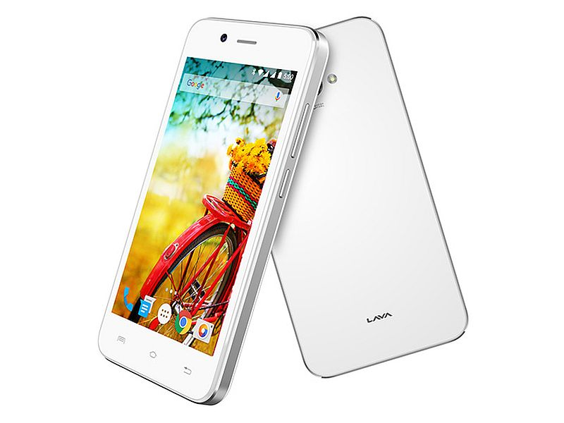 Lava Iris Atom With 4-Inch Display Launched at Rs. 4,249