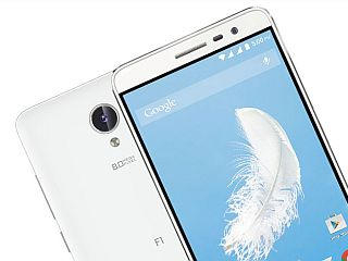 Lava Iris Fuel F1 With 4000mAh Battery Launched at Rs. 8,700