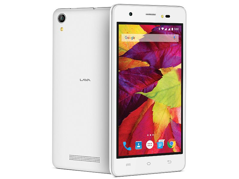 Lava P7 With 5-Inch Display, 5-Megapixel Camera Launched at Rs. 5,499