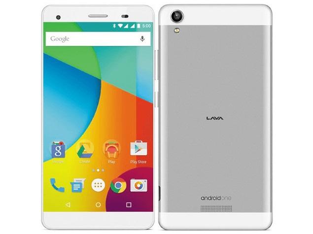 Lava लाया Pixel V1 Android One स्मार्टफोन, कीमत 11,350 रुपये