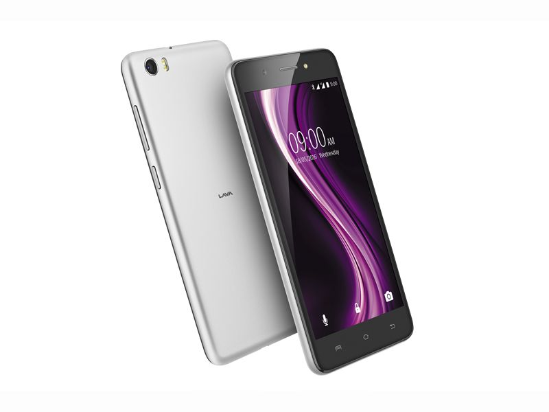 Lava X81 With 4G LTE Support, Android Marshmallow Launched at Rs. 11,499