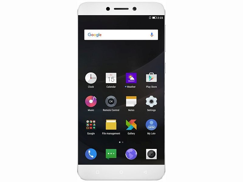 LeEco Le 1s Now Available via Offline Stores in India