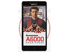 Lenovo Says A6000 Smartphone Not Discontinued in India