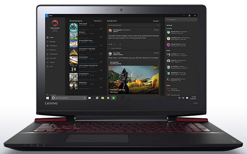 Lenovo Ideapad Y700 Gaming Laptop Launched in India: Price, Specifications, and More