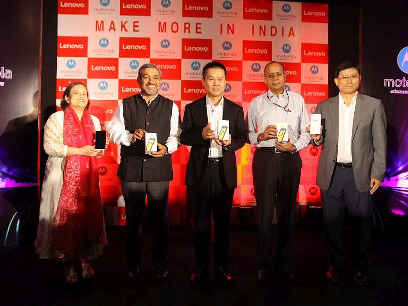 Lenovo Claims 30 Percent Share of India's 4G Smartphone Market