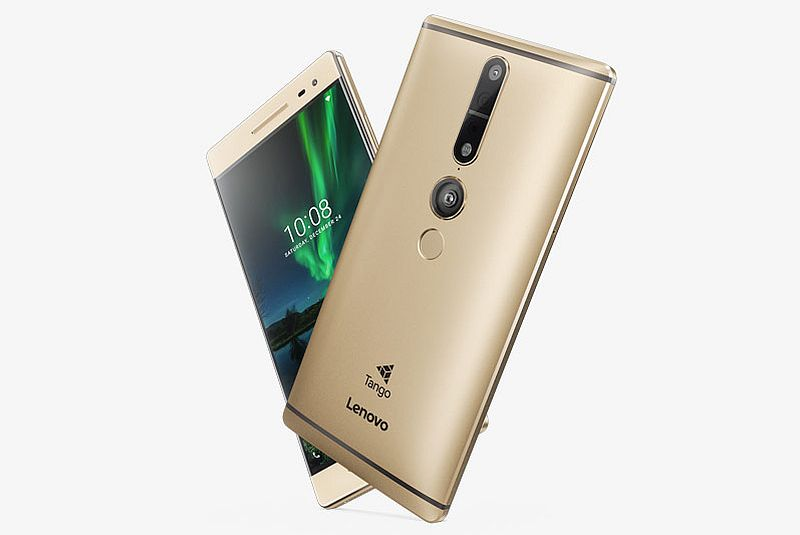 Lenovo Phab 2 Pro 'World's First Tango Smartphone' Now Set to Launch in November