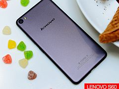 Lenovo S60 With 5-Megapixel Front Camera Launched at Rs. 12,999