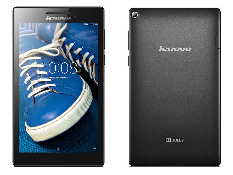 Lenovo Tab 2 A7-20 Budget Android Tablet Launched at Rs. 5,499