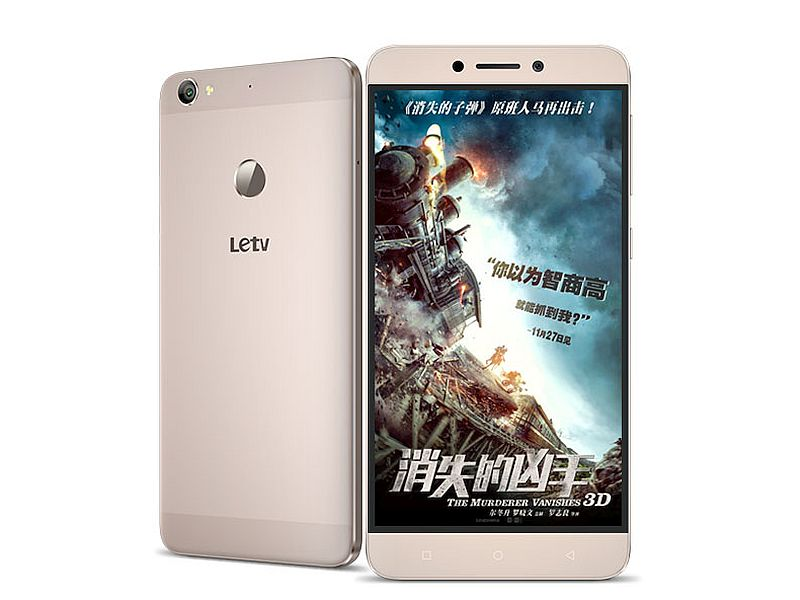 Le 1s With MediaTek Helio X10 SoC, 3GB RAM Launched