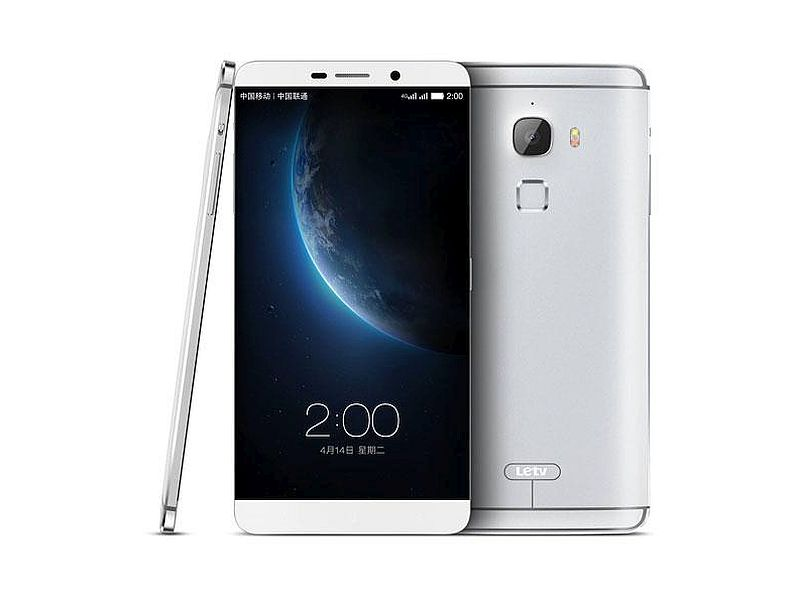 LeTV's Le Max Pro Unveiled as First Qualcomm Snapdragon 820 Smartphone at CES 2016