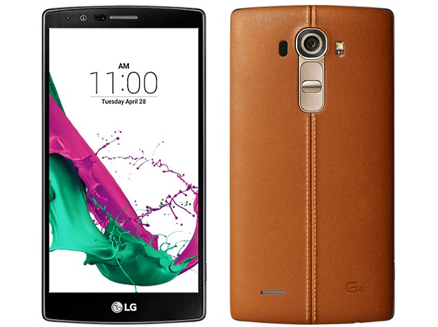 LG G4 Goes Up for Pre-Orders in India; Mid-June Launch and Price Tipped