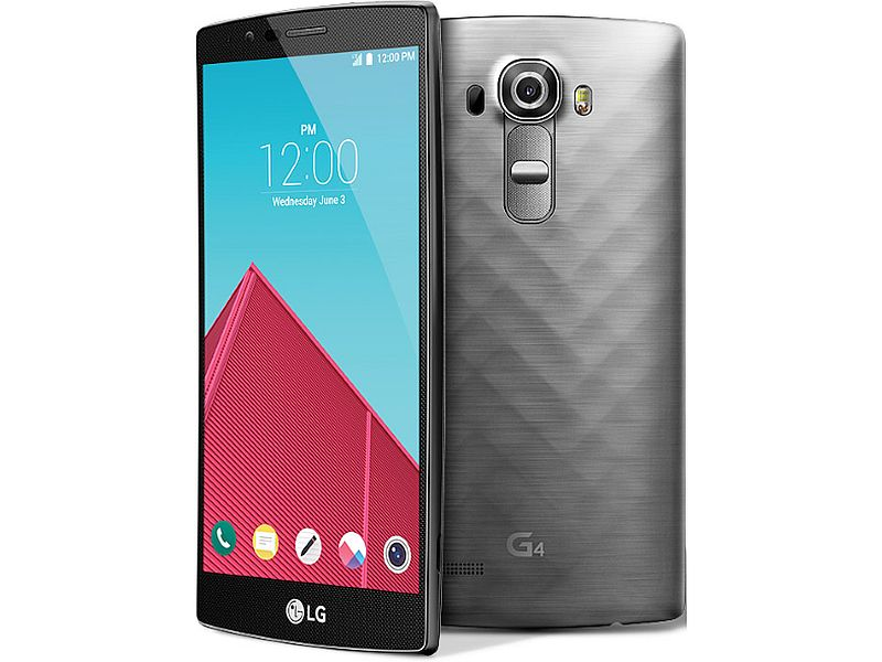 LG G4 Metallic Variant With Snapdragon 808 SoC Launched at