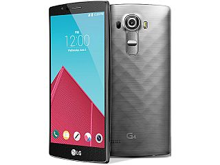 LG G4 Metallic Variant With Snapdragon 808 SoC Launched at Rs. 40,000