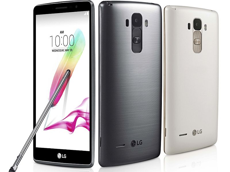 LG G4 Stylus 3G With 3000mAh Battery Launched at Rs. 19,000