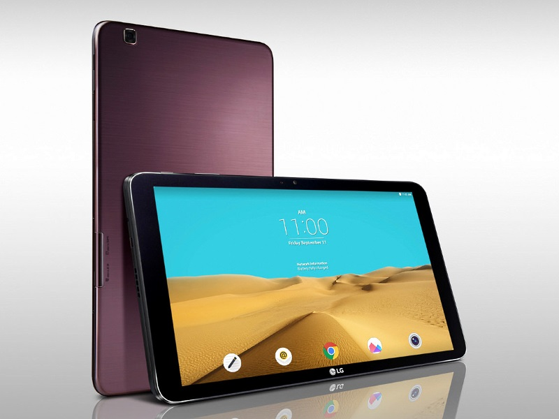 LG G Pad II 10.1 With Android 5.1 Lollipop, Snapdragon 800 Launched