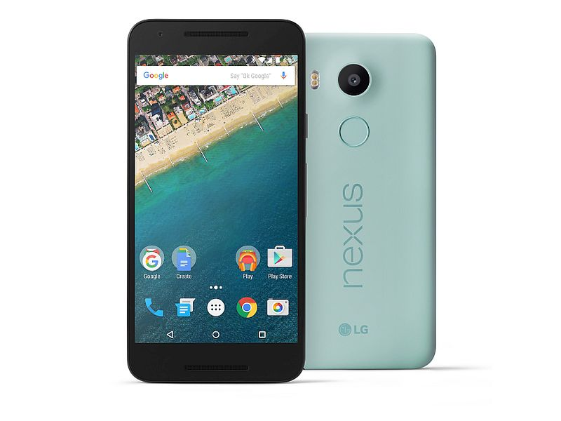 Google Nexus 5X Gets a Limited Period Discount in India