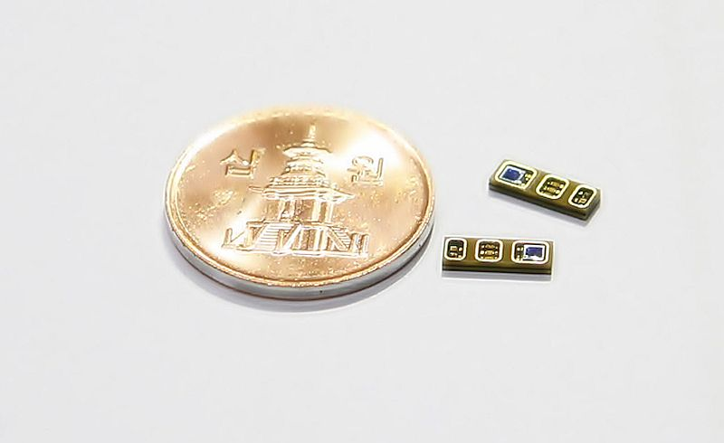 LG Innotek Unveils Slim Optical Bio Sensor Module for Mobiles, Wearables