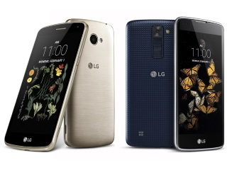 LG K5, K8 Mid-Range Android Smartphones Launched