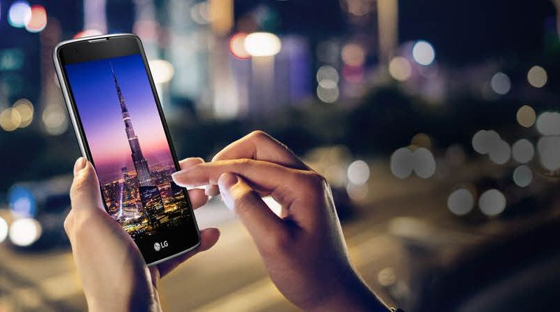 LG K8 Gets Listed on Company Site Ahead of MWC 2016 Launch