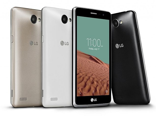 LG Bello II aka LG Max With 5-Megapixel Front-Camera Launched