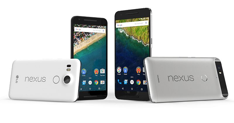 Nexus 5X and Nexus 6P Signal a Return to Form for Google | NDTV ...