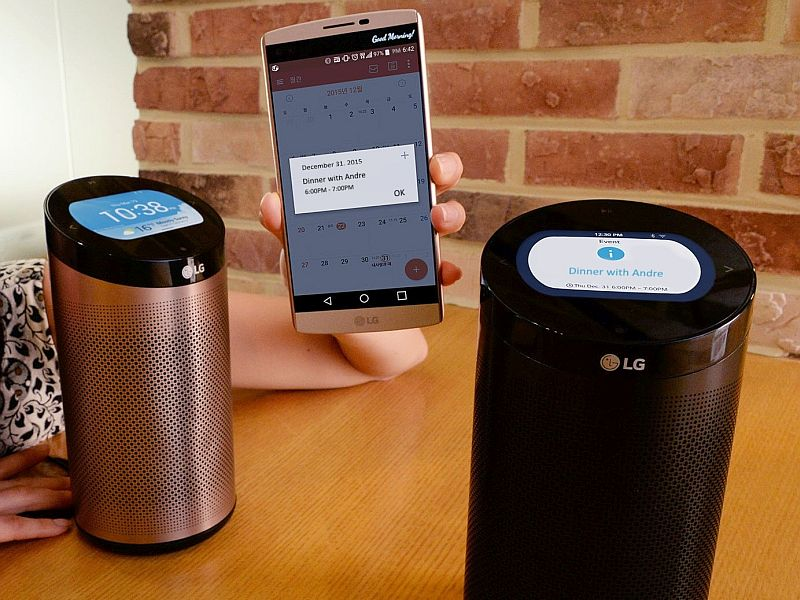 LG SmartThinQ Hub for IoT Devices Unveiled Ahead of CES 2016 Launch