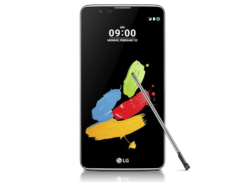 LG Stylus 2 With 5.7-Inch Display Launched Ahead of MWC 2016