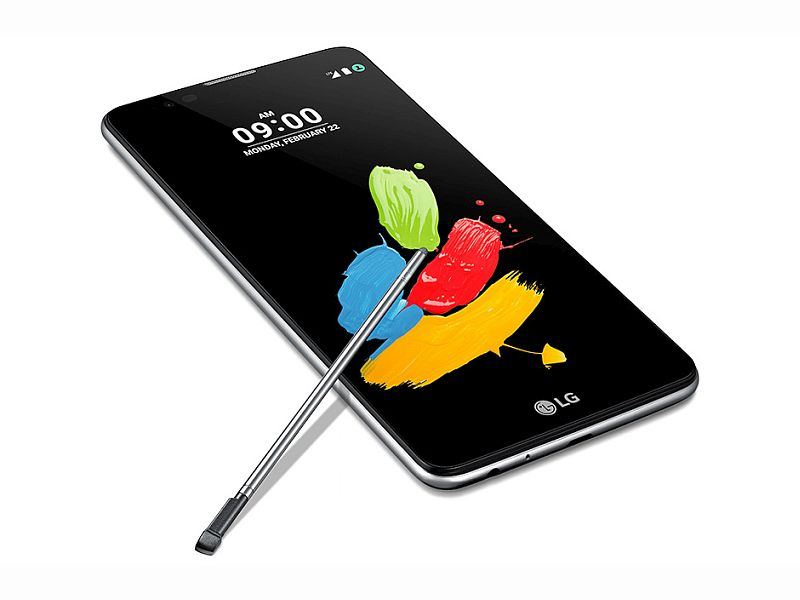 LG Stylus 2 With 5.7-Inch Display, VoLTE Support Launched at Rs. 20,500