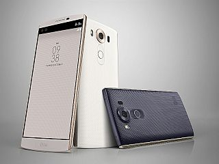 LG V10 With Two Screens, Dual Front Cameras Launched; New Watch Urbane Unveiled