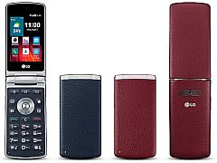 LG Wine Smart Flip Phone With Android 5.1.1 Lollipop, 4G Support Launched